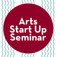 Arts Start Up Seminar logo